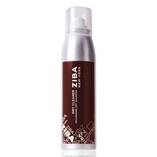 salon ziba dry shampoo maroon bottle