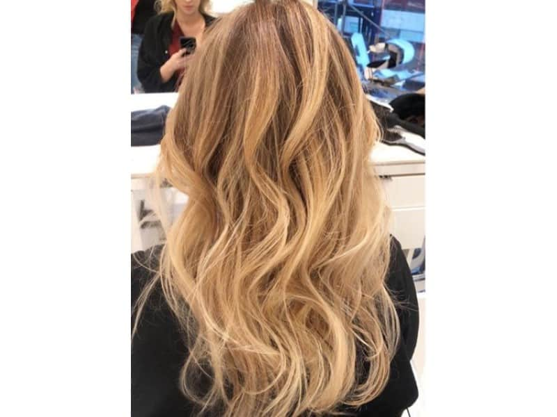 blonde hair color nyc