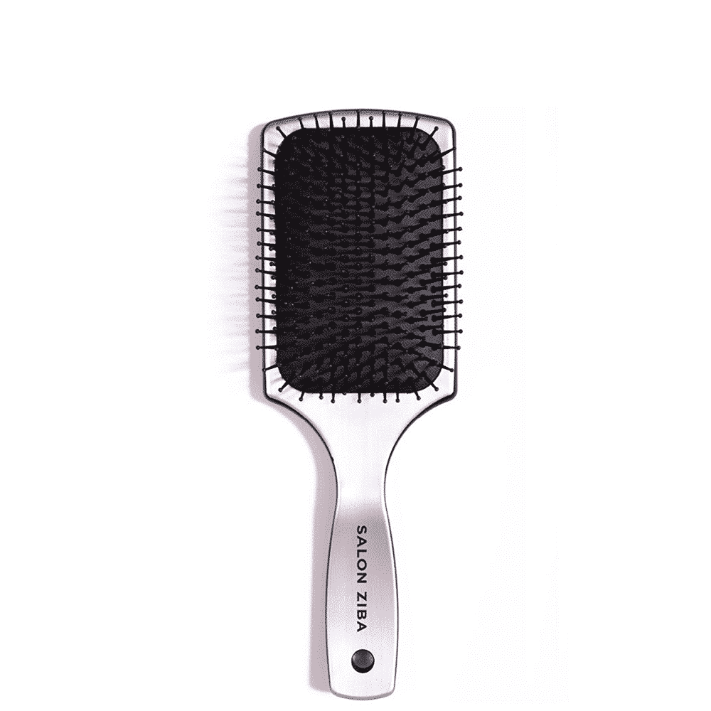 professional silver paddle brush nyc