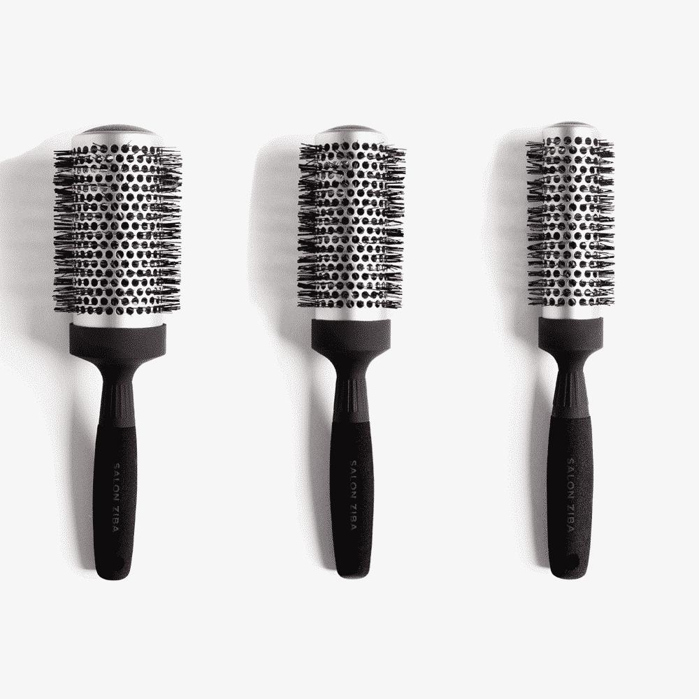 professional round aluminum brush nyc