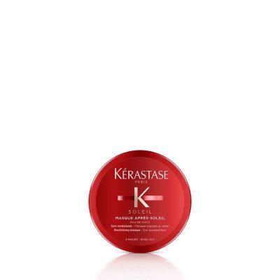 kerastase marque apres soleil hair mask travel size bottle
