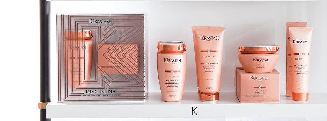 Kérastase Discipline Product Line