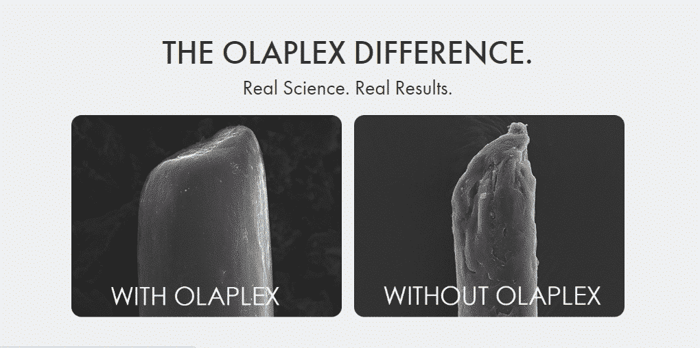 Olaplex Full Treatment Demonstration