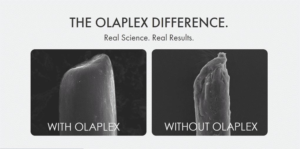 Olaplex Full Treatment Demonstration
