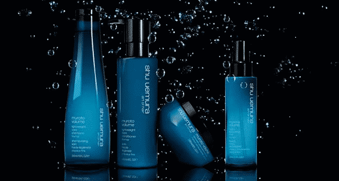 Revamped And Relaunched : Shu Muroto Volume Hair Care