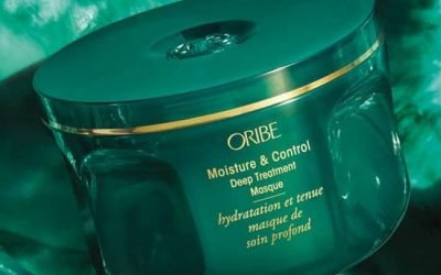 Free Oribe Mask Treatment At Salon Ziba