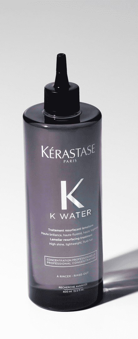 Kerastase K water bottle