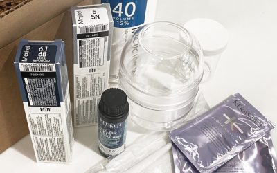 New Service: At Home Color Kit